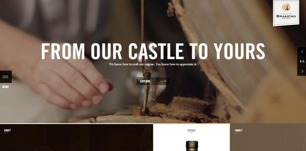 年度总结!2015年不容错过的最佳网页设计作品