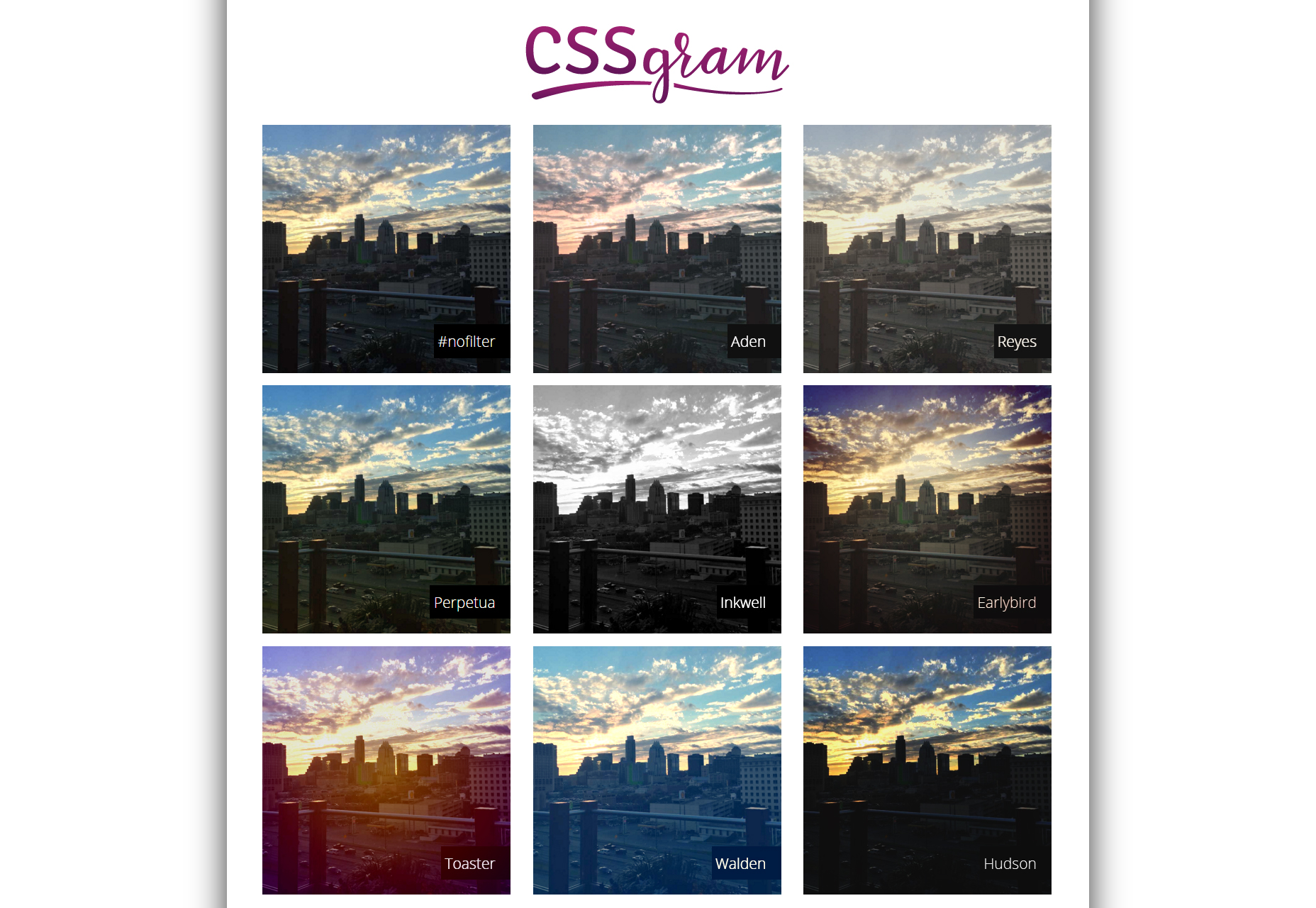 cssgram-instagram-inspired-css-filters