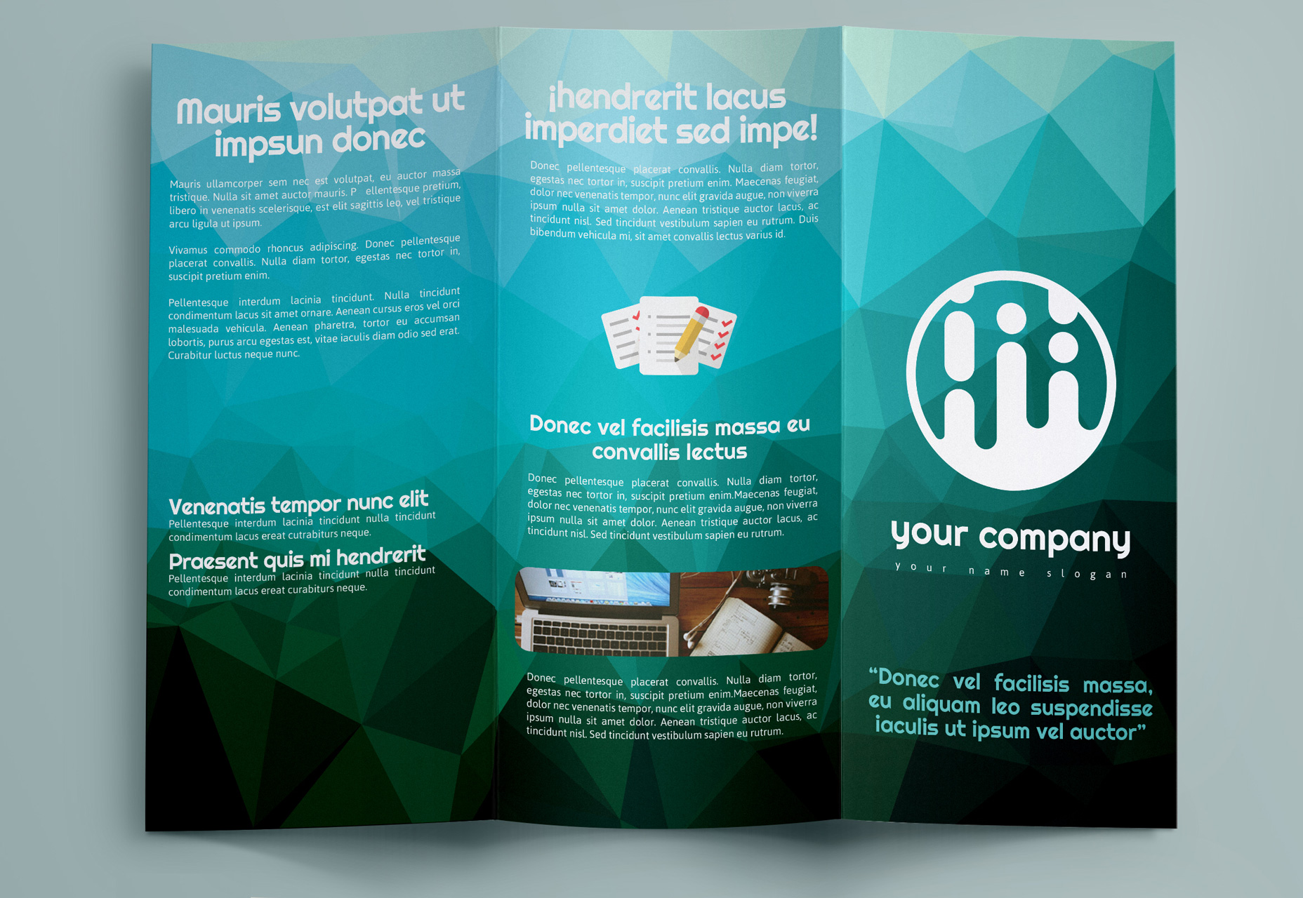 geometric-brochure-trifold-template