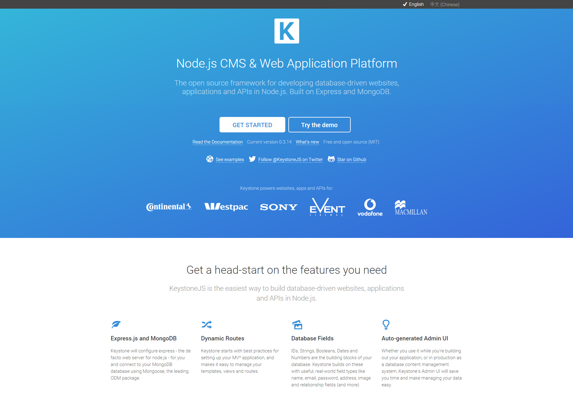 keystonejs-nodejs-cms-and-web-application-platform