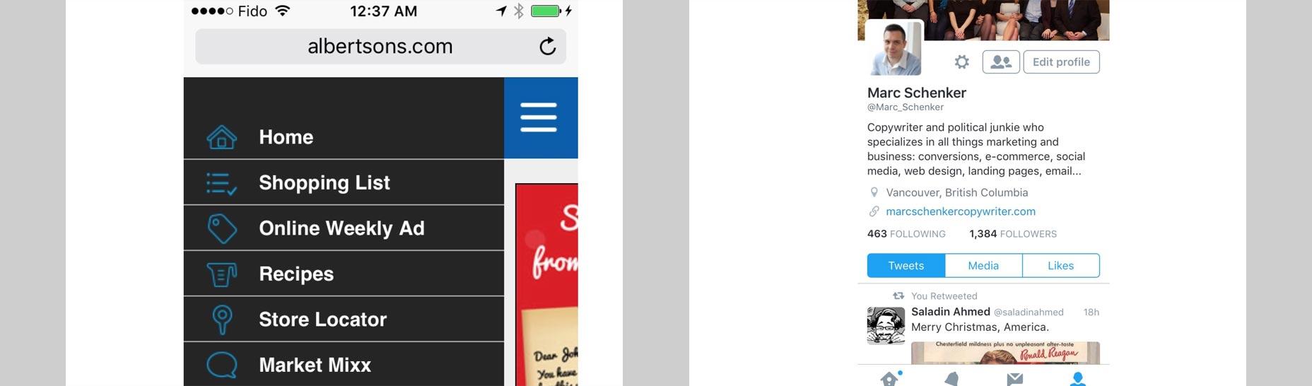 打包干货!给网页设计师的移动端网页设计简明指南