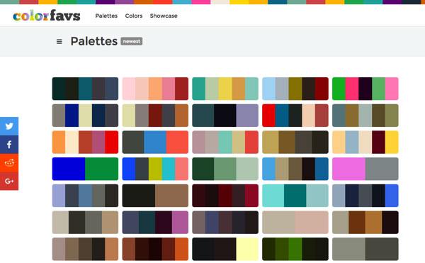 酷站两连发!在线色彩搭配工具+快速生成占位图片器