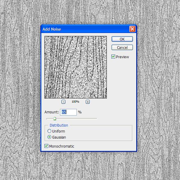 PS新手教程!手把手教你快速制作木质纹理