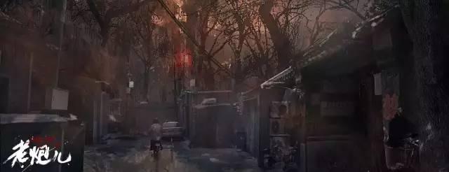 《老炮儿》背后美术设计全解析,真实还原一个被拆的老北京!