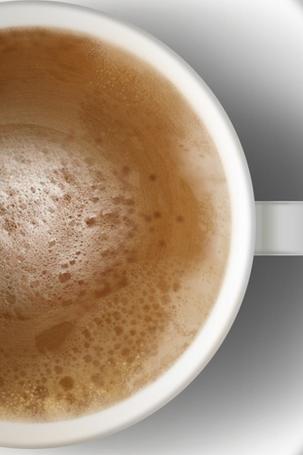 PS教程!手把手教你绘制超写实的咖啡泡沫效果图