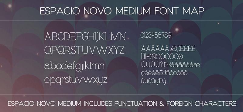 打包好了!2016年第一组高质量的英文字体免费下载