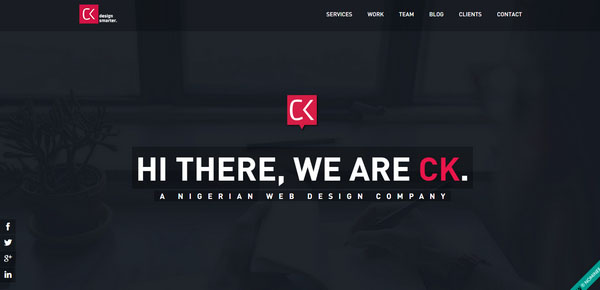 """萨瓦迪卡!一组令人感到亲切的""""Hello""""主题网站设计"""