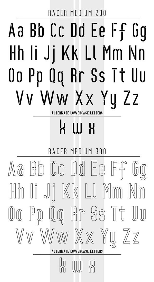 可商用!14组精挑细选的高质量英文字体免费下载(已打包)