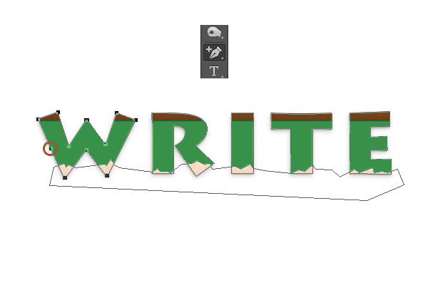 PS教程!30分钟教你快速打造纸边撕裂的网格本字效