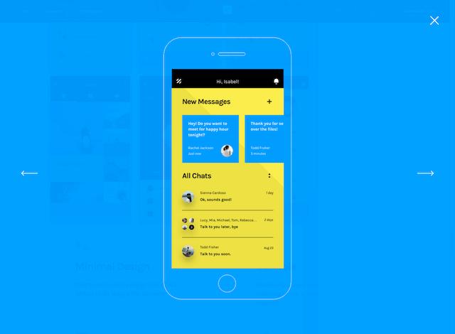 特大福利!InVision放出免费可商用的UI资源包(Sketch+PS)