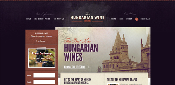 Hungarian-Wine-Society
