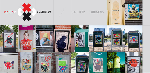 Posters-in-Amsterdam