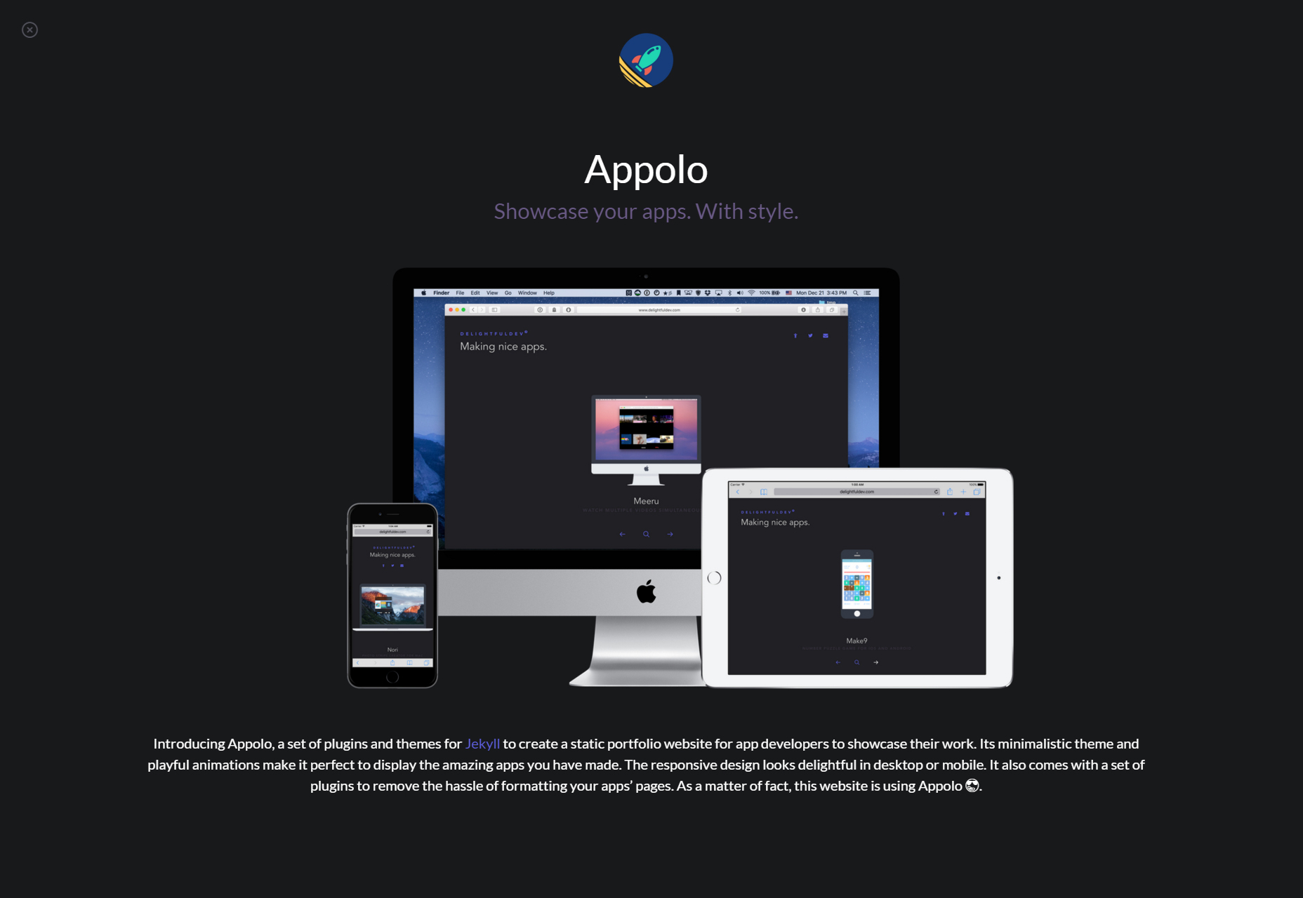 appolo-stylish-application-showcasing