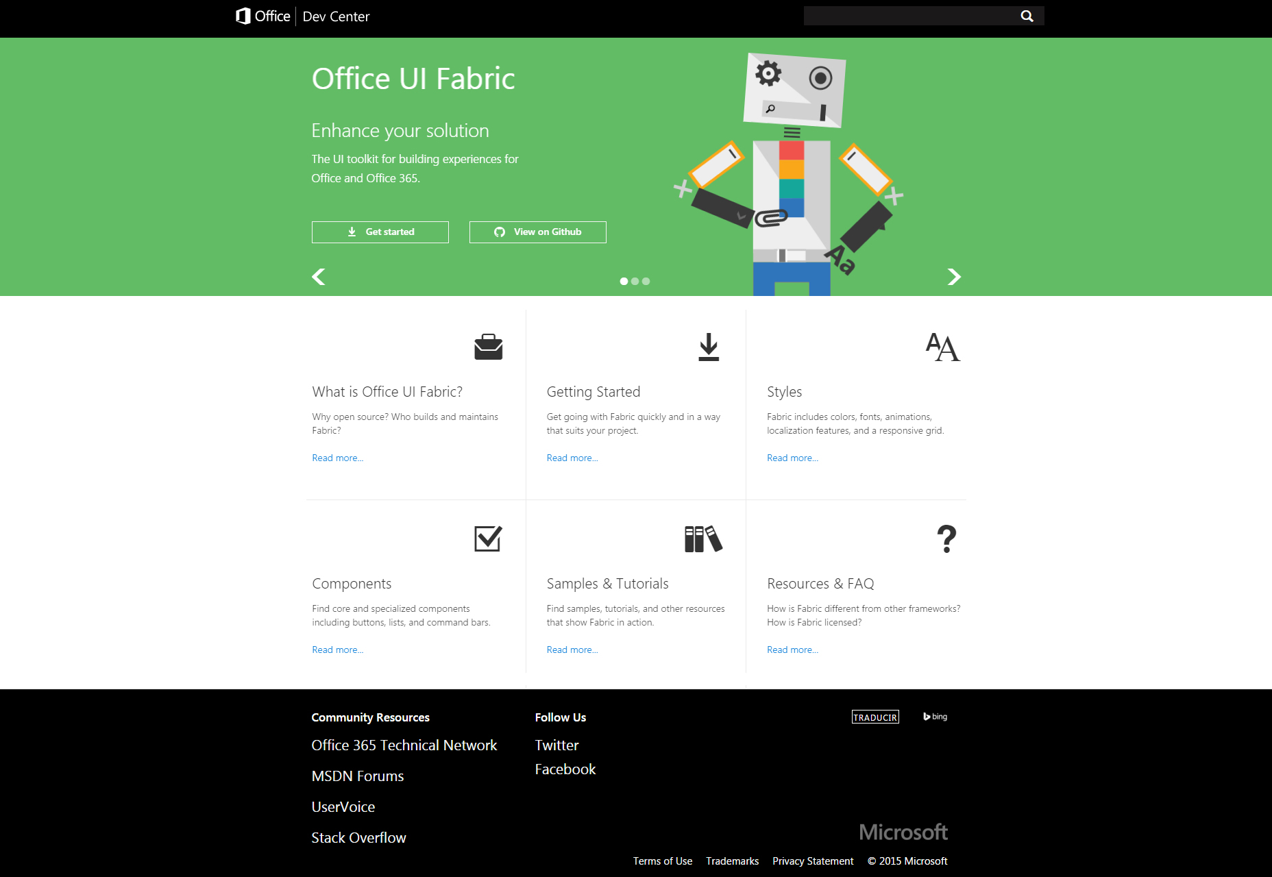 fabric-office-365-experience-building-ui-toolkit