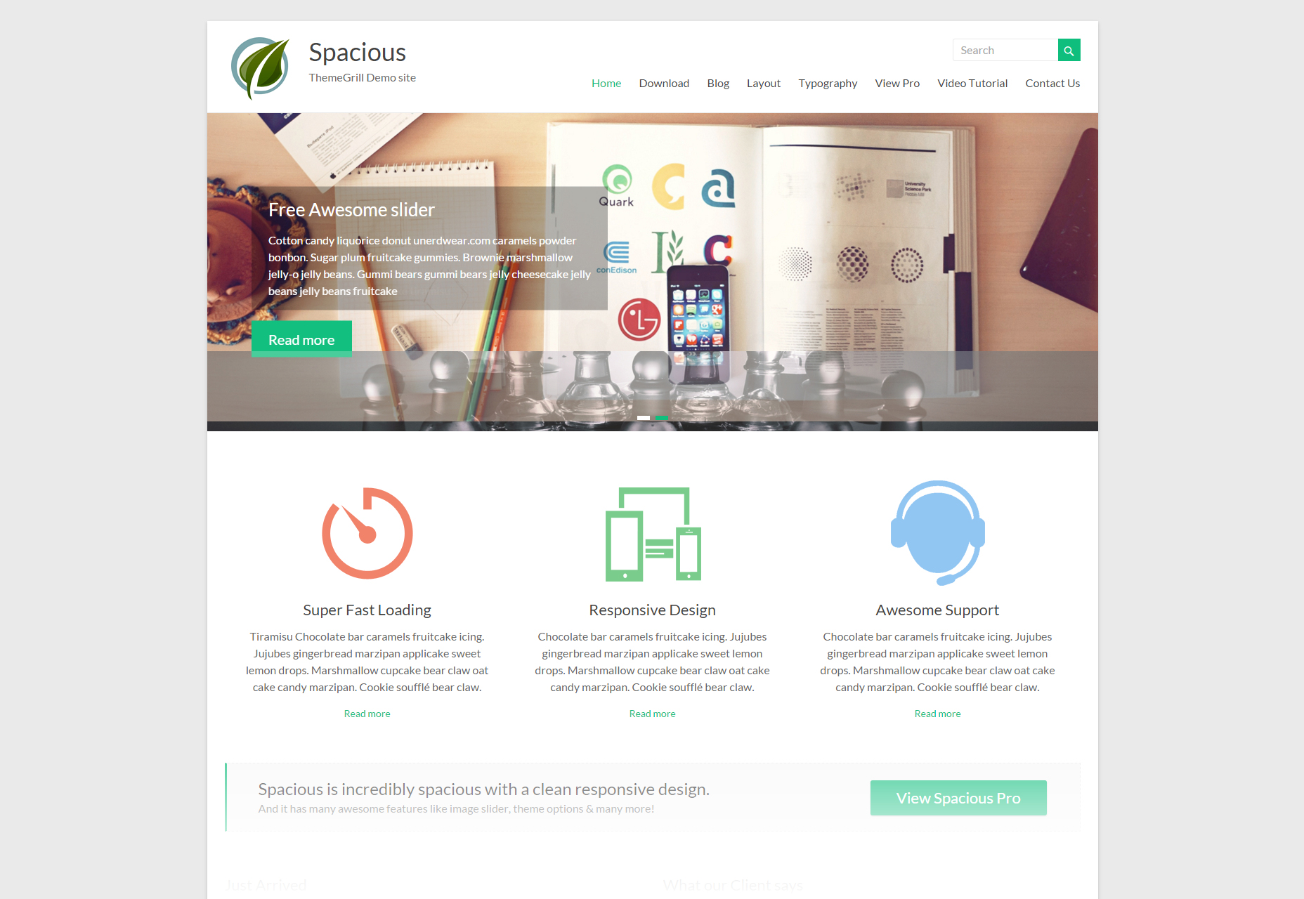 spacious-clean-multi-purpose-wordpress-theme