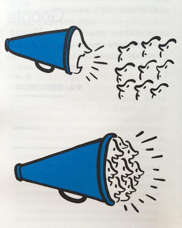 总监的读书笔记!8个源自谷歌值得一看的用户体验观点