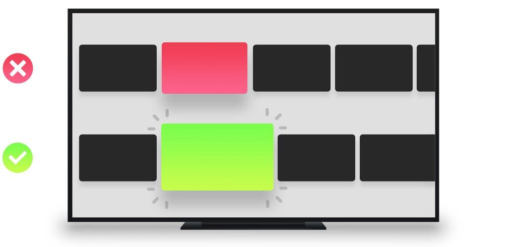 掌握新趋势!为Apple TV进行UI设计需要了解哪些基本规则