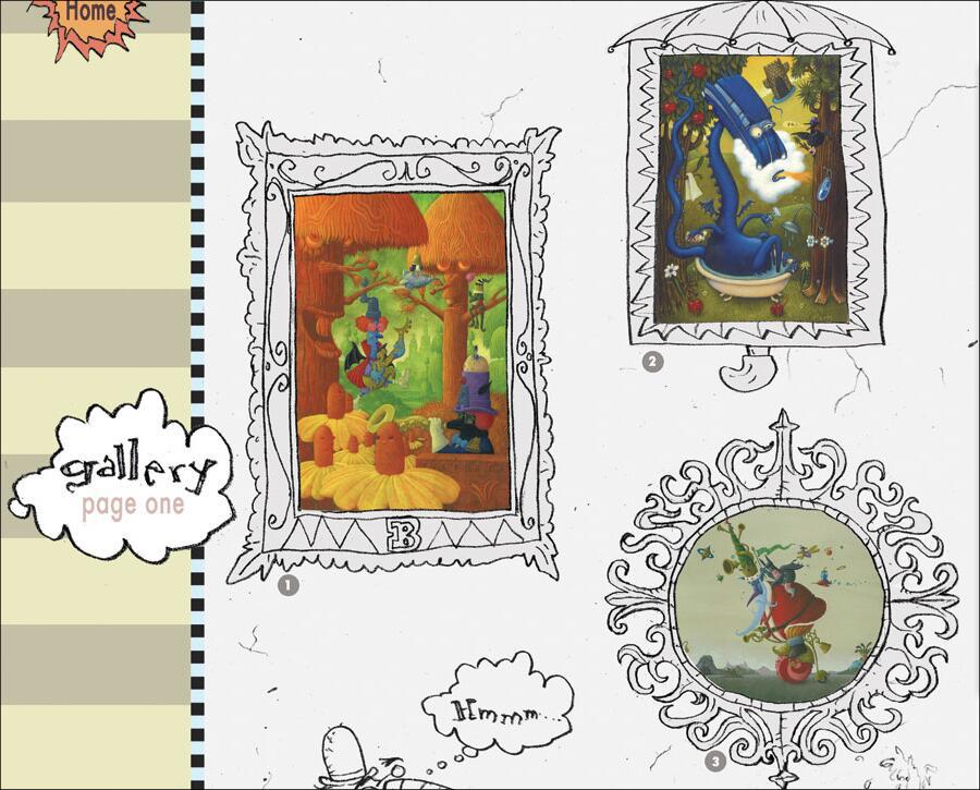 灵感大餐!8个有趣有特色的国外插画师官网
