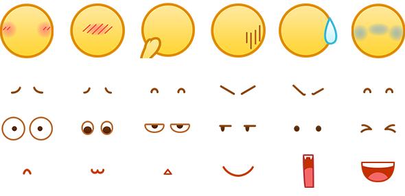 腾讯设计师揭秘!QQ默认表情优化背后的设计故事