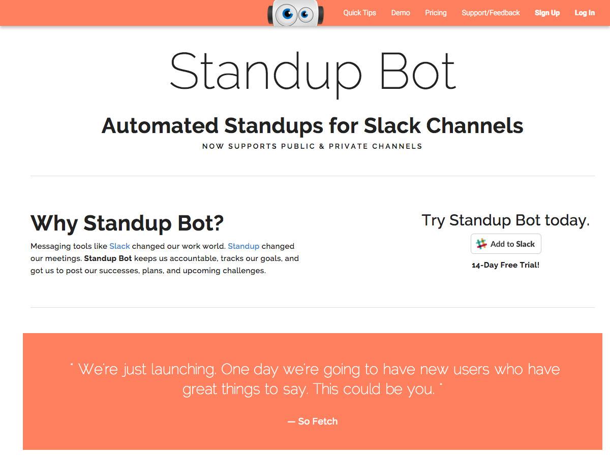 standupbot