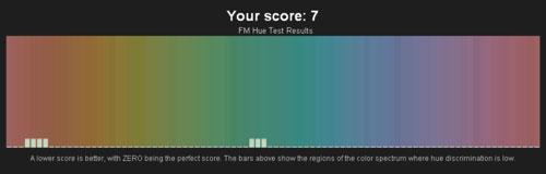 好玩有趣!6个可以测试色感/色盲的在线游戏网站