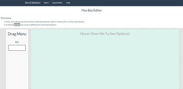 1-Flex-Box-Editor