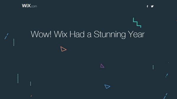 年度力作!20个惊艳而全面的年度总结优秀网页设计