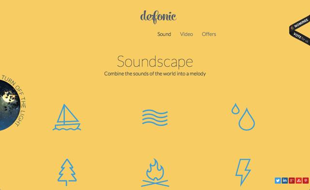 酷站三连发!利用模拟环境音效帮你专心工作/放松减压的网站
