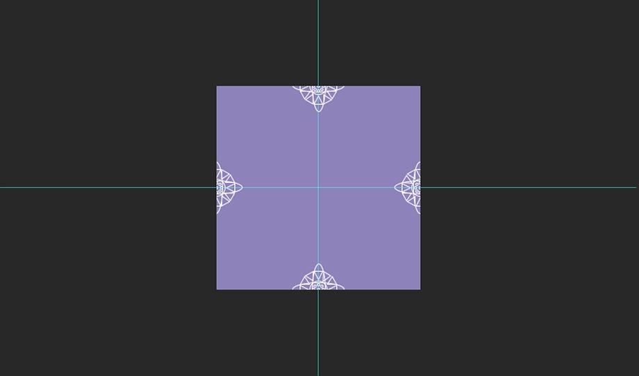 PS教程!手把手教你打造复古几何无缝纹理背景