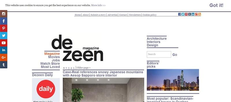 超实用干货!27个人气爆棚的设计素材精品网站大合集