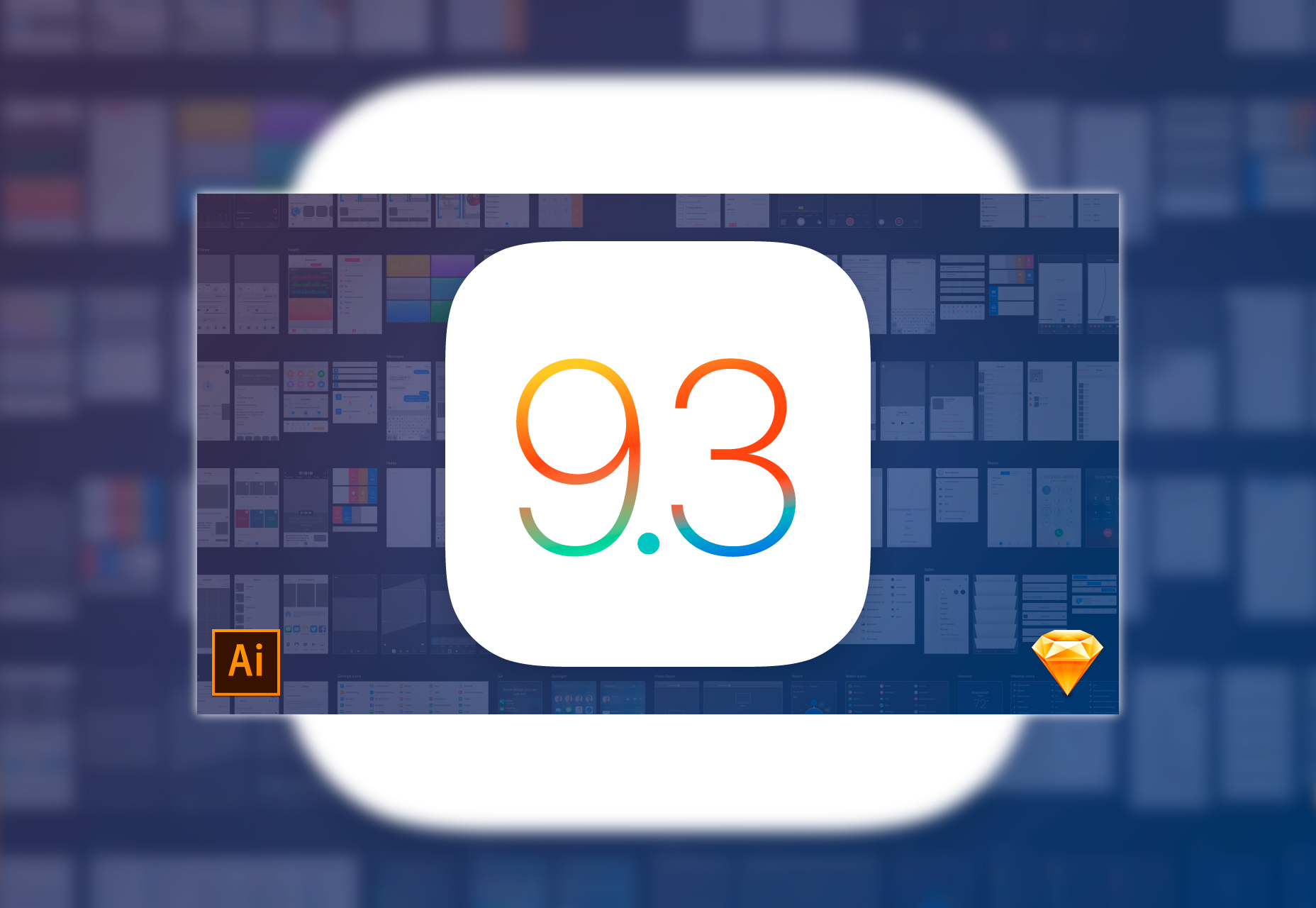 mercury-ios-93-sketch-ai-ui-kit