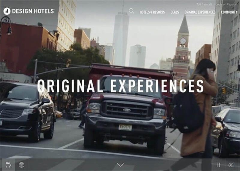 灵感加油站!21个创意力+视觉效果MAX的优秀网页设计