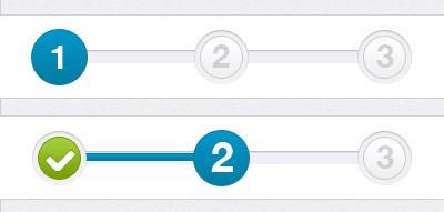 提高转化率!如何打造一个能留住用户的进度指示器?