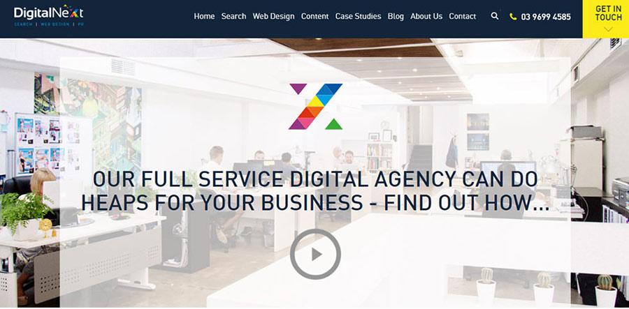 专业素质!20个精雕细琢的设计机构官方网站设计