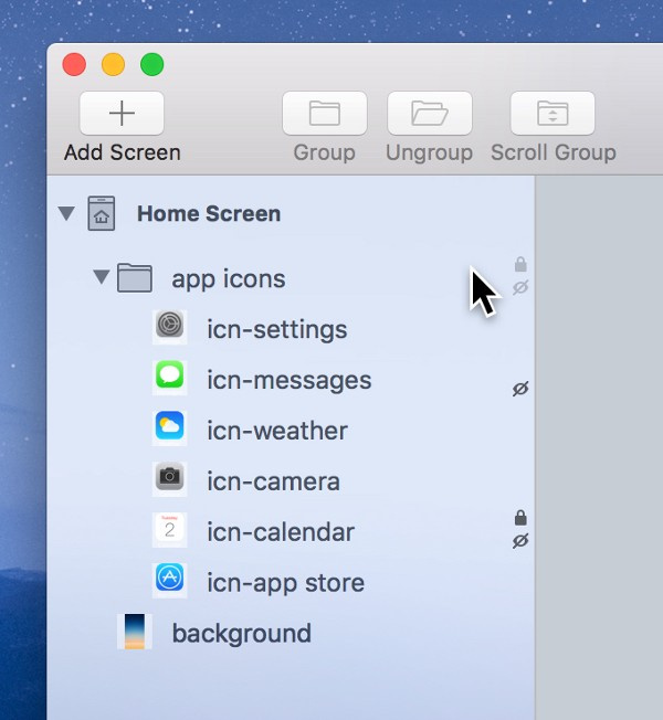 大神专访:我是如何为 Mac 应用 Flinto 设计 UI 图标的?