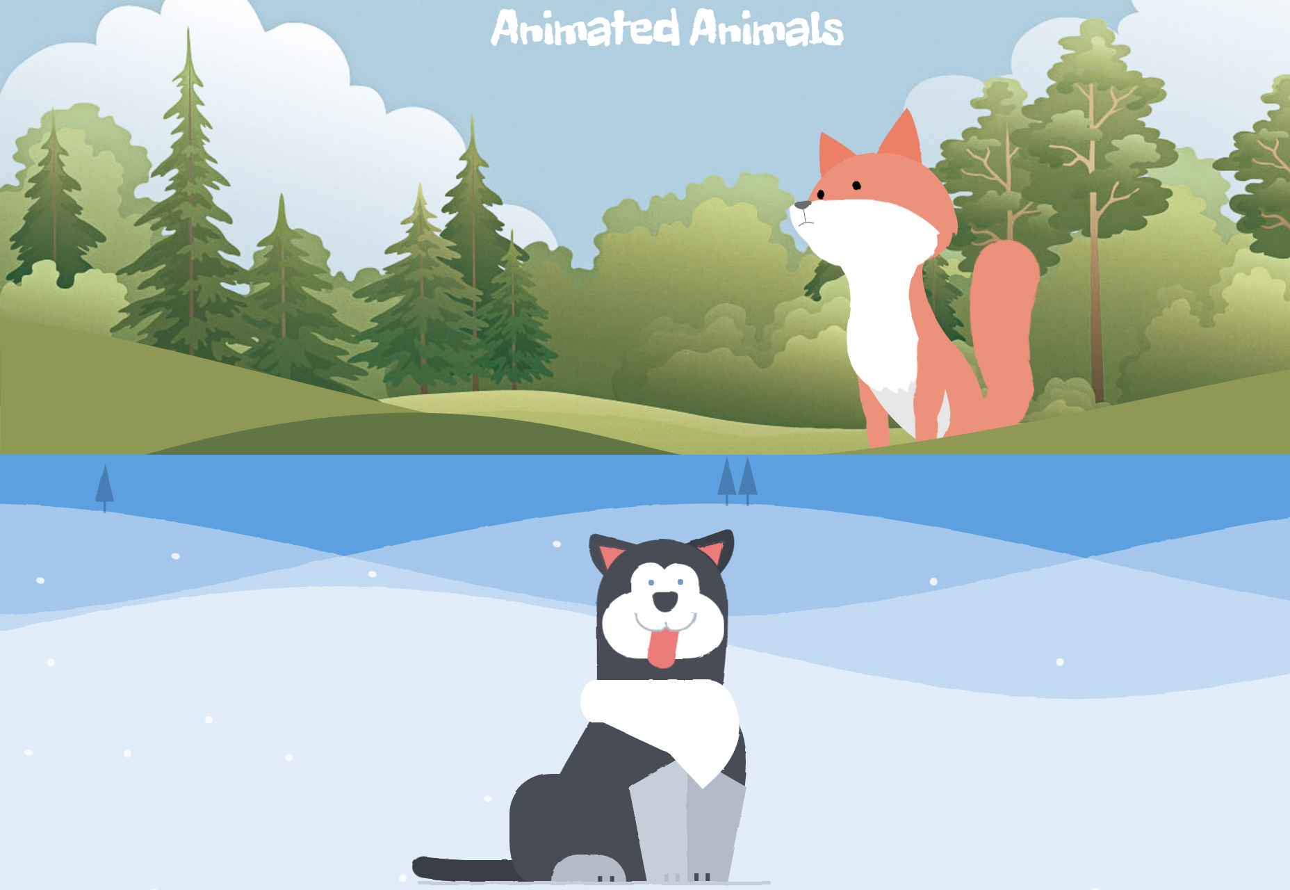animated-animals-in-css-svg