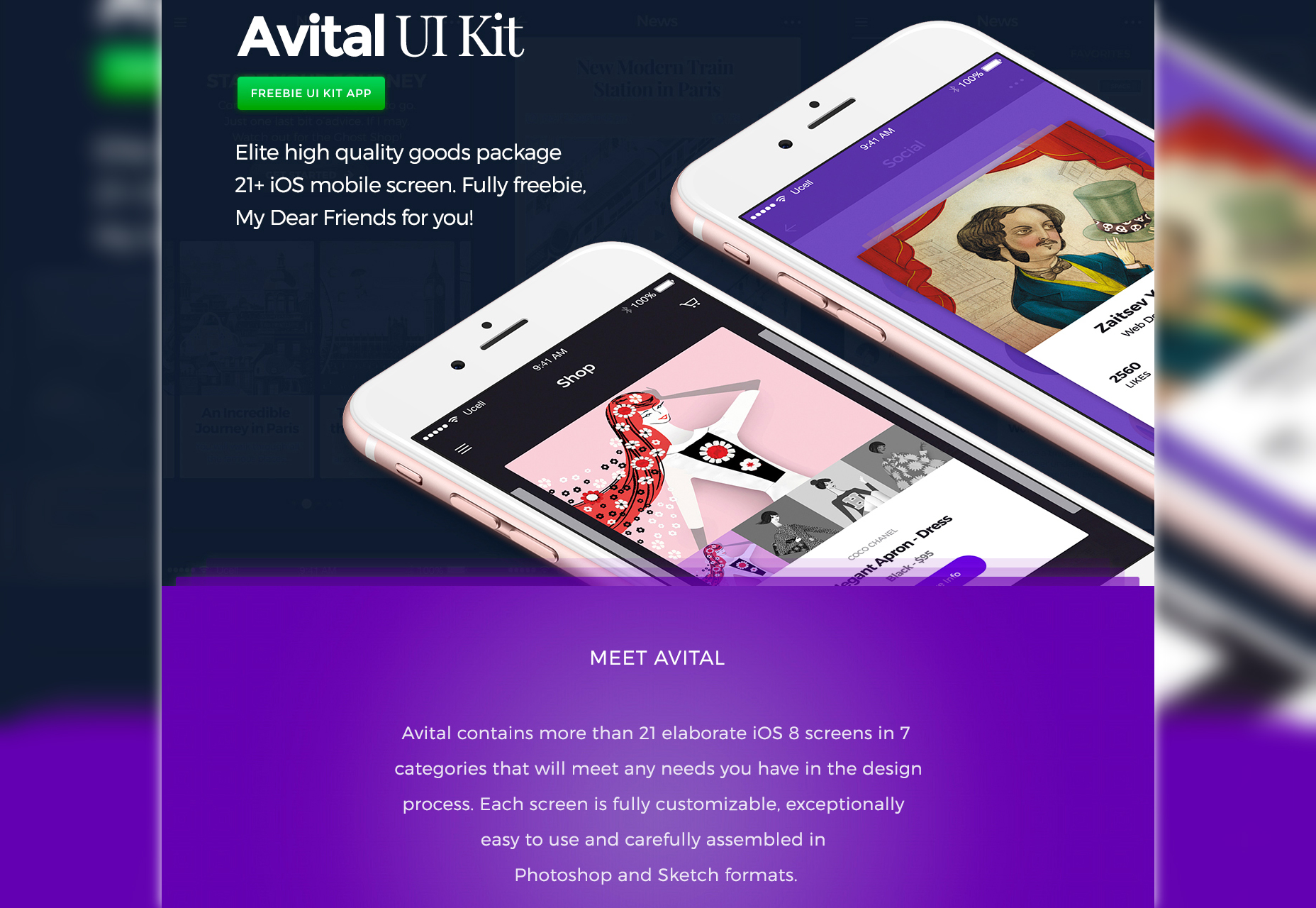 avital-elite-mobile-ios-ui-kit-