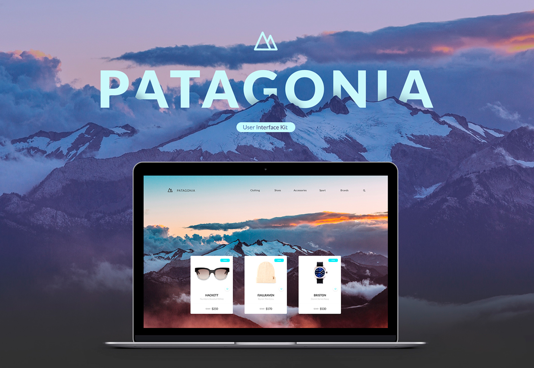 patagonia-modern-ecommerce-website-ui-kit