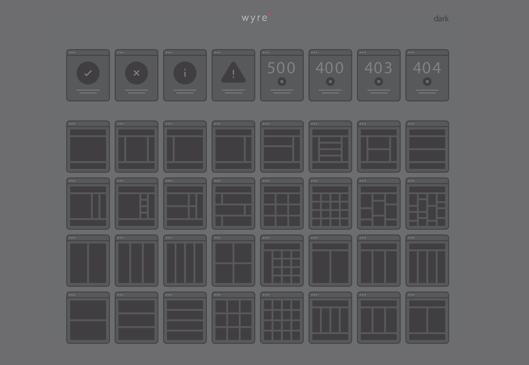 wyre-web-layout-tiles-flowchart-templates
