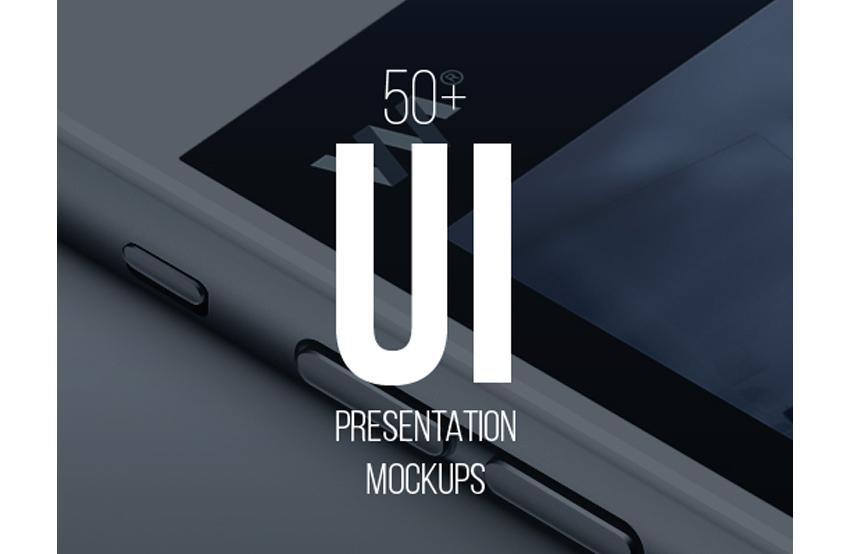 上手可用!25款新鲜出炉的精选免费UI Kit 推荐