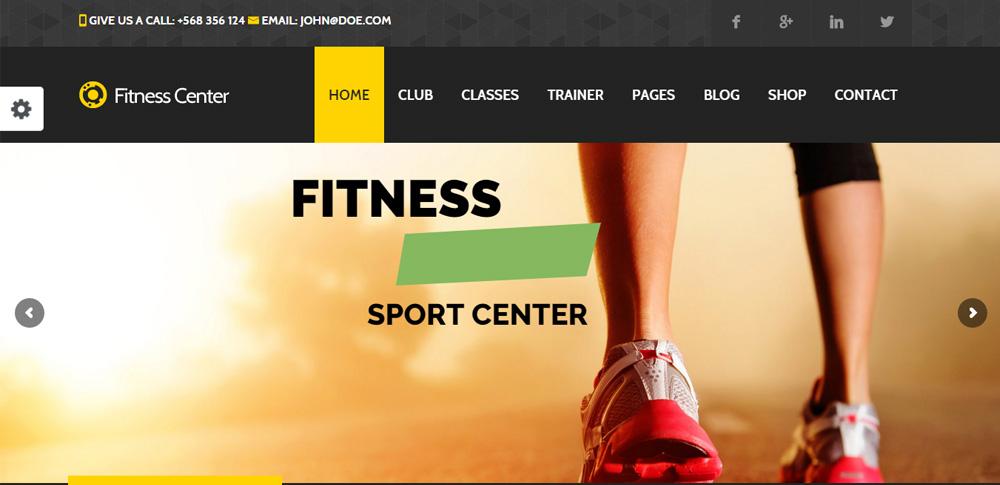 Fitness-WordPress-Theme-eCommerce