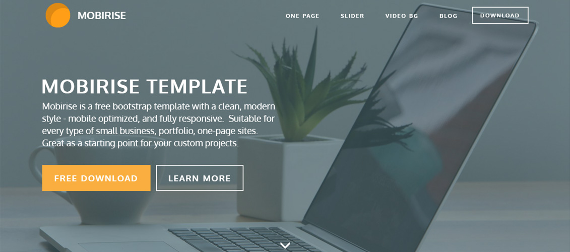 Mobirise-Free-One-Page-Bootstrap-Template