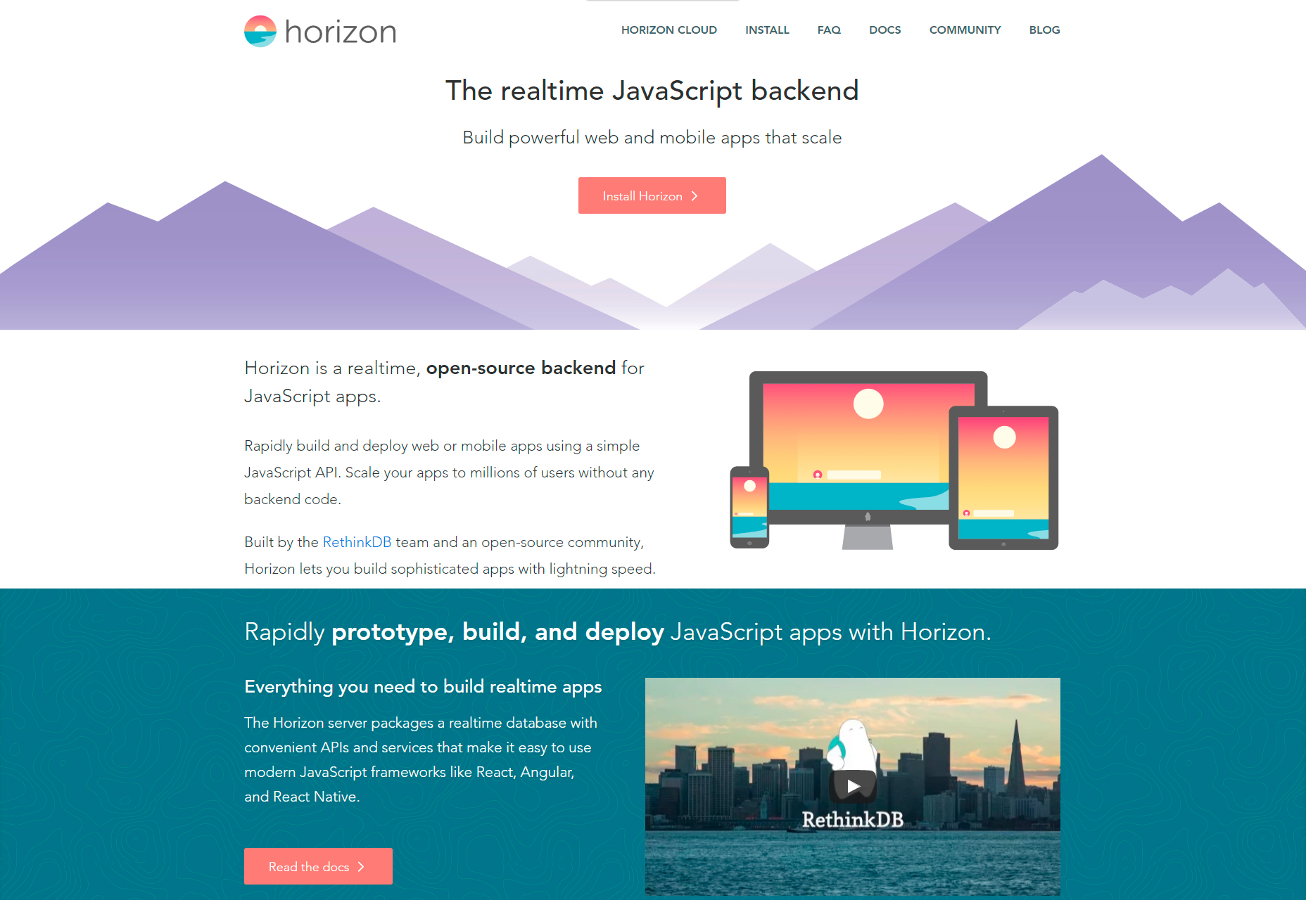 horizon-realtime-open-source-javascript-backend