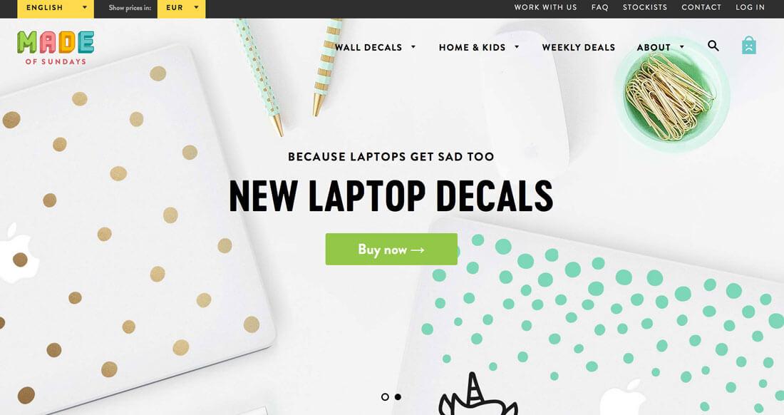 脑洞的胜利!奇思妙想到底是如何创造出优秀网页设计