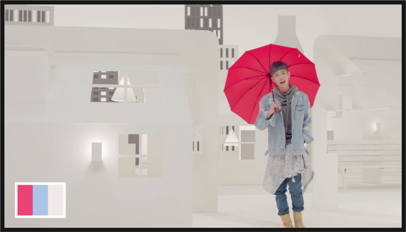万万没想到,wuli韩国K-POP教给了我5大设计真谛
