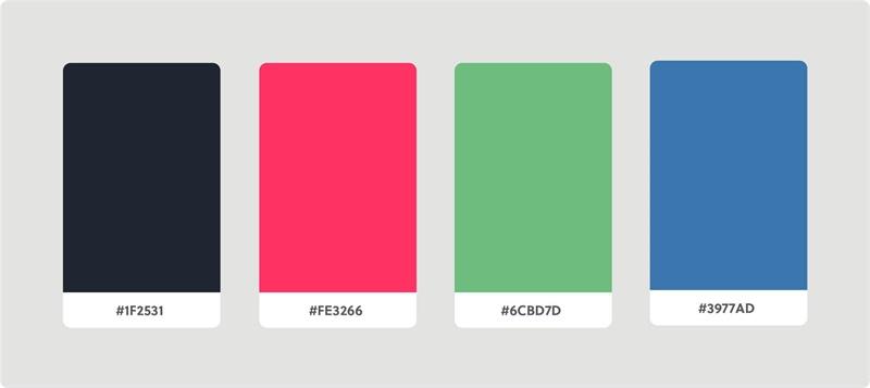 让配色更加顺畅,你需要记住的7条定律