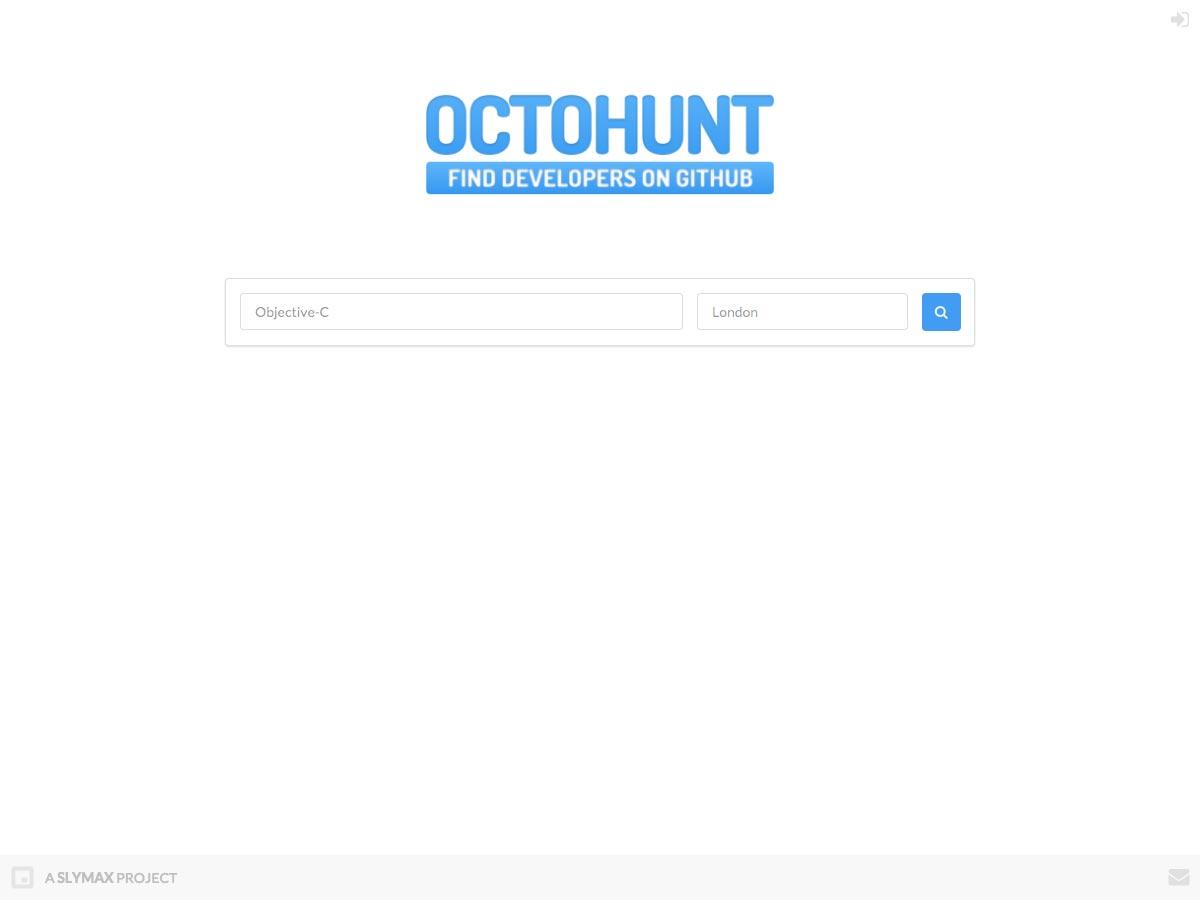octohunt