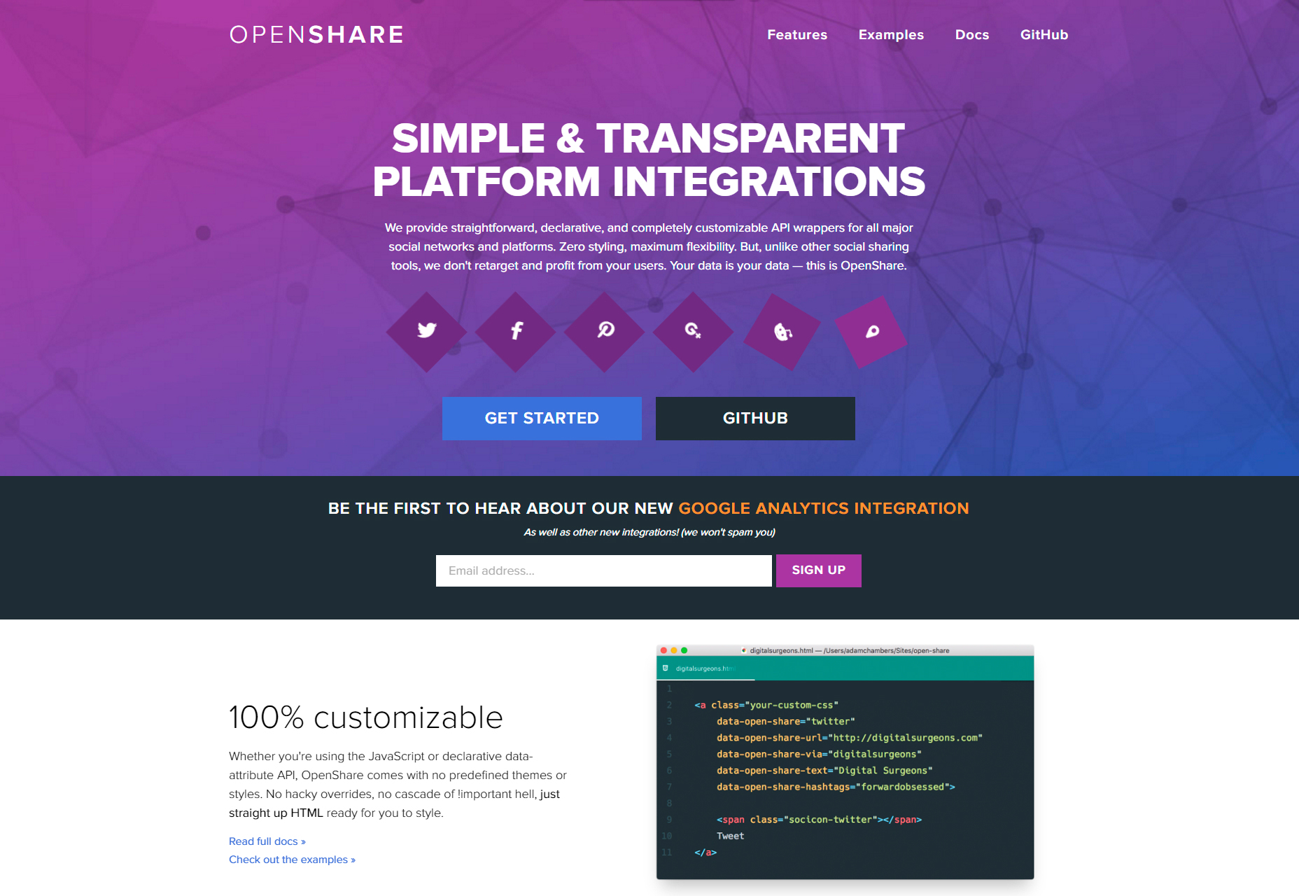 openshare-customizable-social-platforms-api-wrappers
