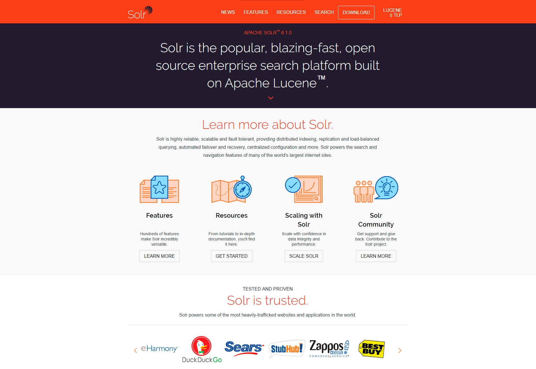 solr-open-source-enterprise-search-platform