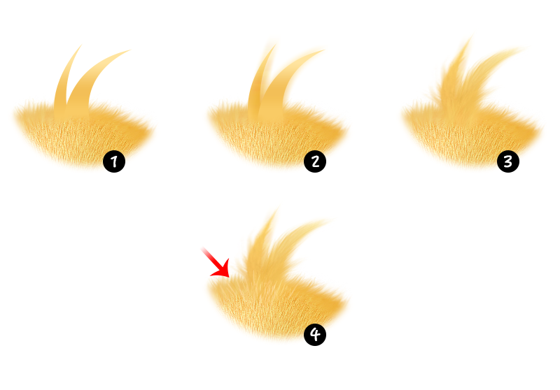 PS教程!手把手教你绘制萌萌哒的小鸟卡通形象